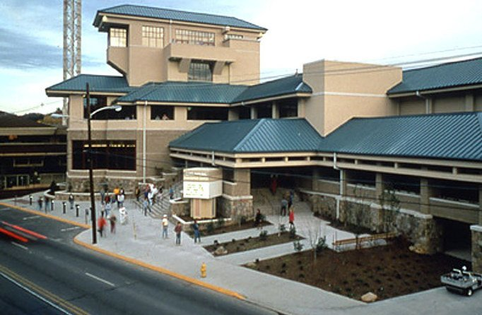 Gatlinburg Convention Center, TSRC