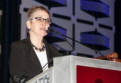 Karen Schell, AARC President