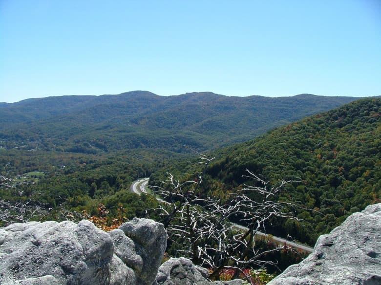 Cross Mountain, TN, Cumberland Co.